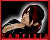 .V. Cady Black Red