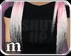 [m] SHUT UP! Tee