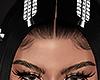Hair clips CRYSTALS