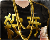 忍 Triad Gold Chains