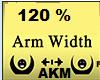 Arm Scaler
