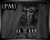 PM) Death Eater Cloak M