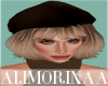 *A*Mila Brown Hat+B.Hair