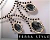 ~F~Vlada Necklace Black