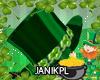~jnk ST. Patrick HAT !!