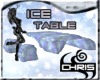 Ice Table With Chairs