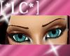 [*LC*] turqoise eyes