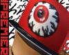  iP™ Mishka Cap Red