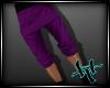 HT‼ Purple Short