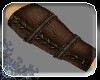 -die- L brown bracer M