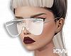 """Iv""""SunGlasses white"""