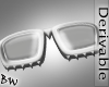 |BW| Head Glasses Drv