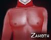 Red Transparent Top