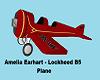 Lockheed B5 Plane