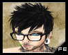 FE black vey hair