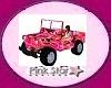 HPS Pink camo jeep
