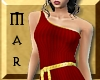 ~Mar Toga Dress F Red