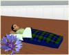 Sleeping Bag Blue Mint