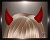 (T) Devil Horns Red