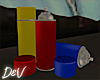 !D Spray Cans