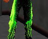 pants green monster