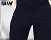 Blue Midnight Trousers