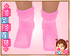 Kids Pink Socks