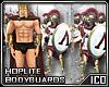 ICO Hoplite Bodyguards
