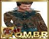 QMBR Victorian Coat
