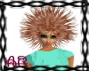 AR   Animated crazy hair