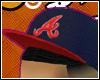 ATL red/blue cap