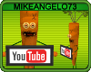 YouTube Carrot Zombie