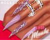 M! Sparkle Lilac - Nails