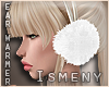 [Is] Fur Ear Warmer Whit