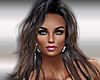 Eviana Brown/Black Hair
