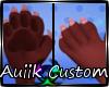 Custom| Rosia Hand Paws