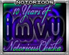 Ten Years of Notorious