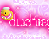 DuckieGirl Nametag