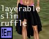 !Em LayerableBlackRuffle