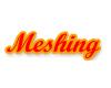 J68 Meshing Sticker