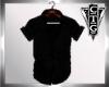 CTG BLACK LINEN SHIRT SS