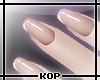 [KOP] Nude Nails