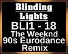 Blinding Lights REMIX