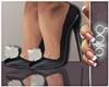 S! Pompons Heels