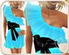 !NC Ruffle Sun Dress Blu