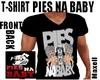 t-shirt PIES NA BABY