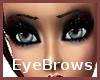!Thin ChocoBrwn Eyebrows