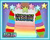 ! KIDS Love Is Love Top