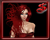 mermaid red 2