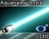]dz[ Aquamarine Crystal